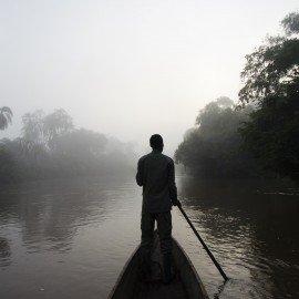 Scenic Lekoli River