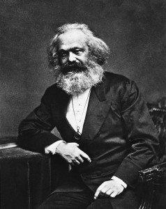 """Karl Marx (1818 - 1883). Considerado el """"padre del socialismo científico"""", del marxismo y del materialismo histórico, así como uno de los mayores representantes del comunismo moderno."""