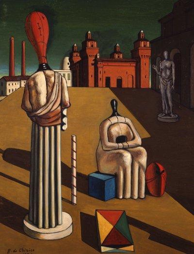 Las Musas Inquietantes, 1947.