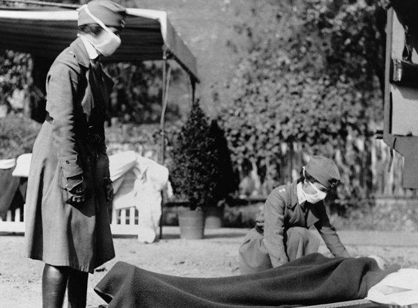 Este año se conmemoró el centenario de la gran pandemia de gripe de 1918. Se cree que en ella murieron entre 50 y 100 millones de personas, lo cual representa nada menos que el 5% de la población mundial. Quinientos millones de personas se contagiaron.