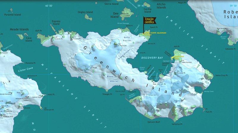 La Antártida constituye un desierto polar de dimensiones continentales y latitudes extremas. Un lugar que alberga aproximadamente el 80% del agua dulce del planeta Tierra.