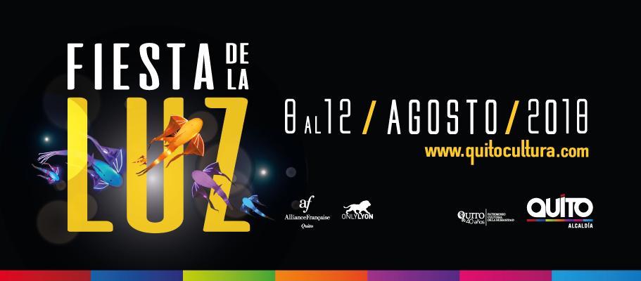 Fiesta Luz Quito 2018