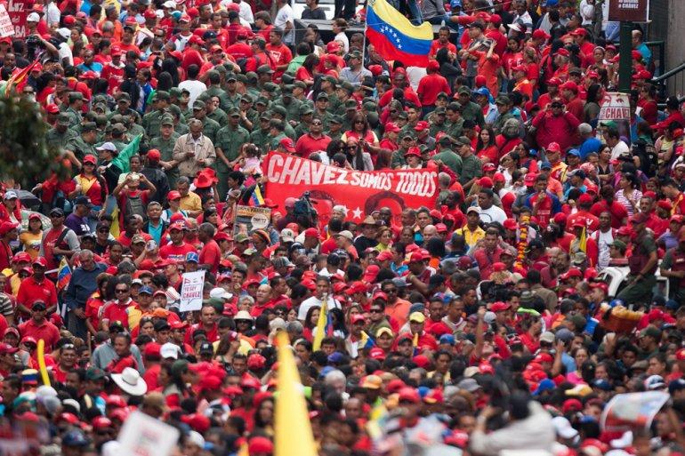 El régimen sandinista sobrevivió por el apoyo venezolano.