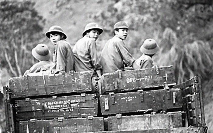 En 1979 el ejército chino atacó 26 puntos a lo largo de más de 770 kilómetros de la frontera con Vietnam.
