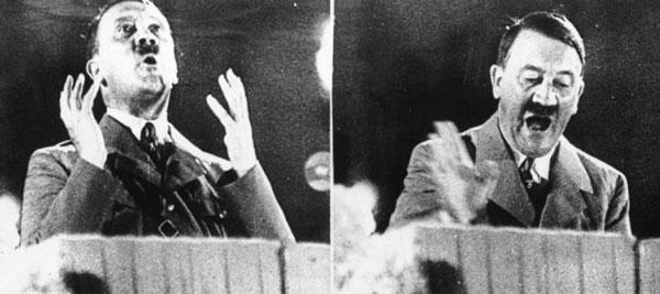 Hitler recibía inyecciones de Theodor Morell con drogas casi a diario; ya se conocía: le administraba atropina, enzimas, anfetaminas, metanfetaminas, testosterona, proteínas animales.