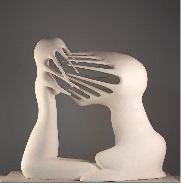 Lo imposible, María Martins, 1940.